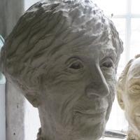 Lise Nørgaard portrætbuste