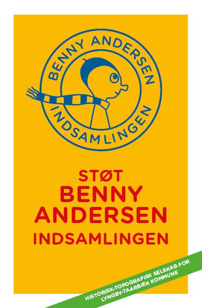STØT BENNY ANDERSEN INDSAMLINGEN